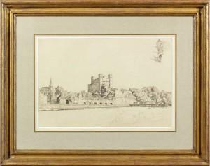 BERTRAM NICHOLLS Rochester Castle