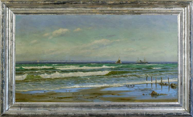 ALFRED OLSEN Shipping along the coast